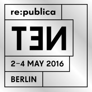 besuch auf der re:publica mai 2016