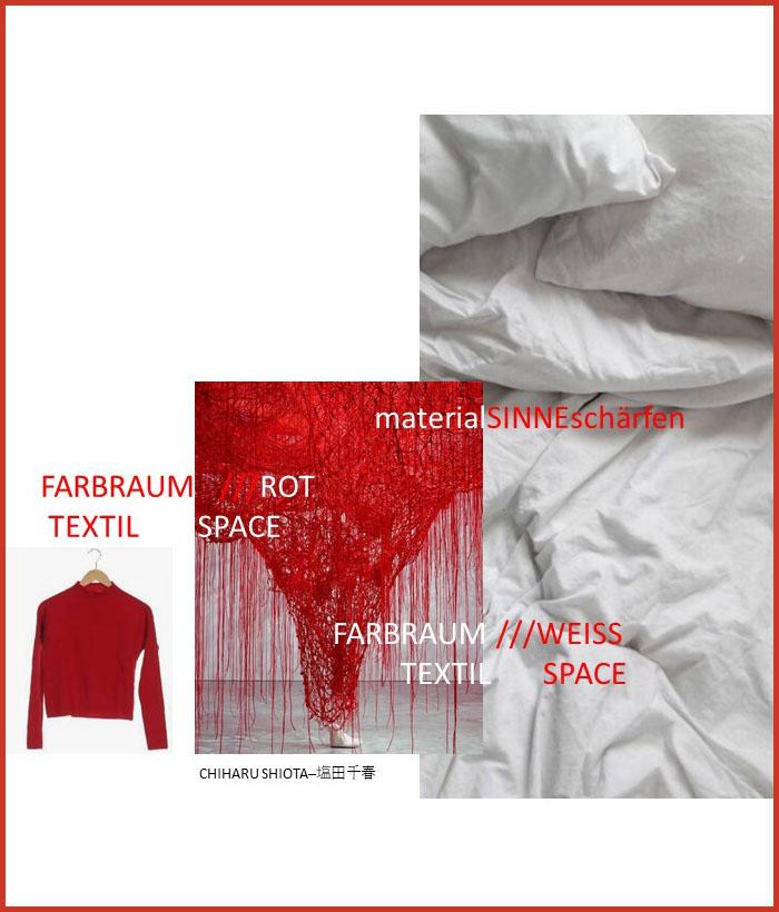 Farbe und Textil Workshop – HS Coburg 2020